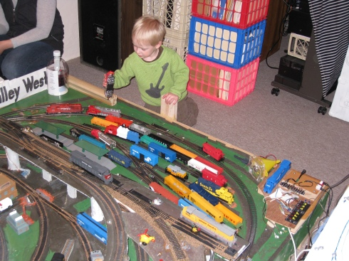 colin-with-uncle-lees-trains