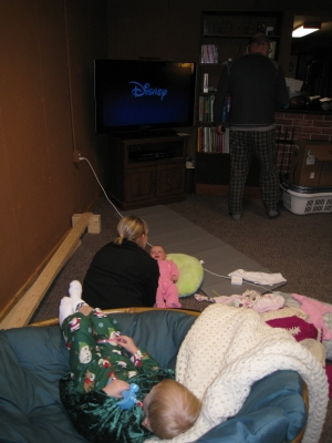 snuggling-in-to-watch-wall-e-on-christmas-ever