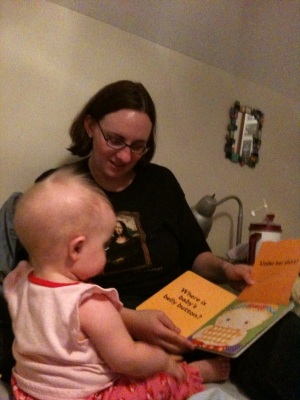 reading with mommy 3