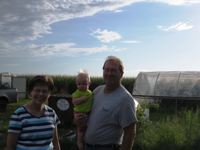 kivrin and the suttons at their farm