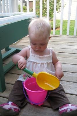 kivrin and the bucket 2