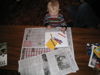 kivrin coloring at nanas hosue