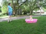 splashing mama2