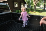 dancing in papas truck2